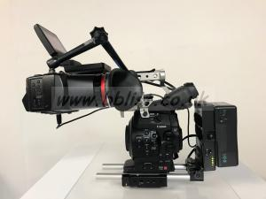 CANNON C300 MK1 with lots of accessories, but with or withou