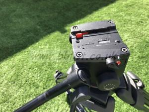 Manfrotto 525MVB tripod with 501 HDV  head