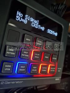 Kramer 860 | 18G 4K HDR Signal Generator & Analyzer