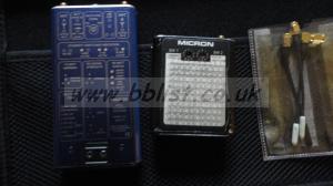 Micron diversity radio set SDR770.12 rx TX