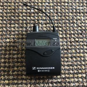 Sennheiser EW 300 G3 IEM