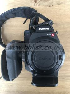 Canon EOS C300 EF Mark 1