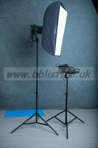 Studio lighting kit