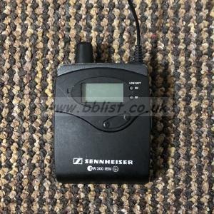 Sennheiser EW 300 G2 IEM (830 - 866 MHz)