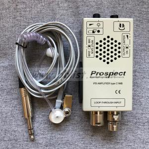 Prospect Electronics C1MB IFB Amp & Ear Piece