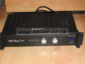 Stageline PA amp