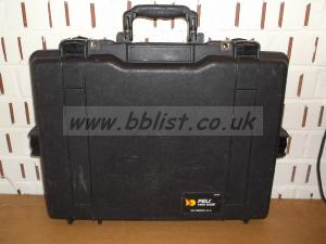 Peli 1495 Case - Well Used. (Case 3)
