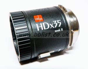 IB/E Optics HDx35 Mark II PL to B4 adaptor