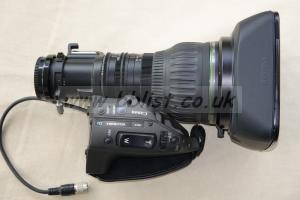 Canon HJ 22EX7.6B IASE HD Lens