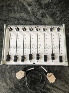 Zaxcom Mix 8 control panel for Deva