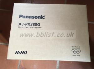 Panasonic AJPX380GF
