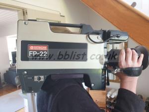 Hitachi FP-22 ,  zoom , viewfinder etc..