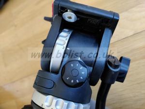 REDUCED: Sachtler Ace XL Fluid Head + TT 75/2 CF Carbon Fibr