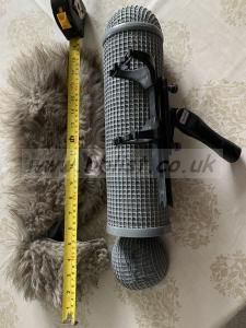 Panamic suspension with rycote and winjamer