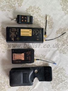 Audio rms 20/20 radio system
