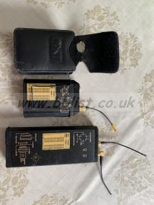 Rms 20/20 radio system
