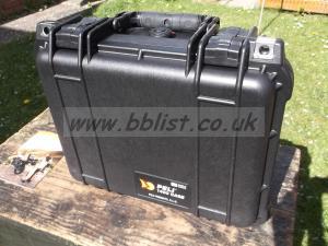 Peli 1400 Case - Never Used