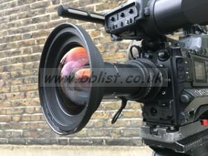 Canon 6mm T1.5 prime lens B4 mount.