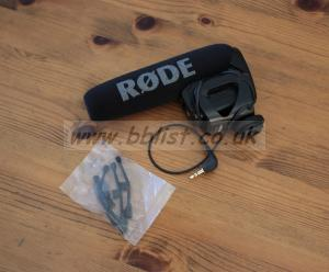 Rode Video Mic Pro-R Microphone