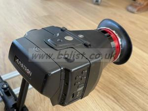 Alphatron EVF-035W-3G & Alphatron bracket