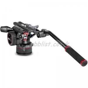 Manfrotto Nitrotech N12 Professional Video Tripod Head - New