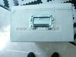 aluminium flight case Sam Cine type