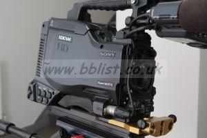 Sony PDW 700 Broadcast Camera
