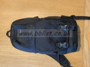 Lowepro quick access camera backpack for DSLR camera