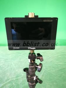 TVlogic 5.6' video camera monitor