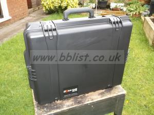 Peli Storm IM2700 Case - Hardly Used With Foam