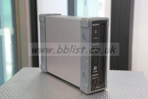 Sony PDW-U1 XD Cam Disc Unit