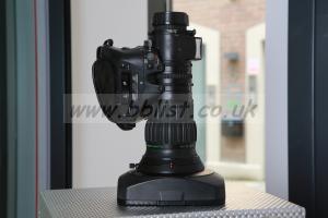 """Fujinon A13x4.5BERM-M48B 2/3"""" 13x ENG Lens 2x Ext"""