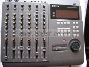 Mini Disk 4 track recorder/mixer/player: Sony MDX-4