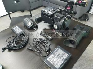 Sony FS700 R 4K RAW Camera Full Kit