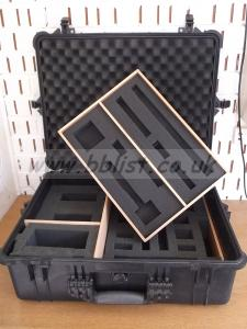 Peli 1600 Case - Fitted Out - Lightly Used (Case A)