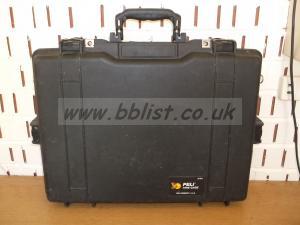 Peli 1495 Case - Well Used. (Case 5 -Last One!)
