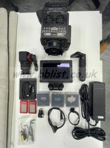 Weapon Woven CF RED DRAGON 6KPackage Camera Full Kit