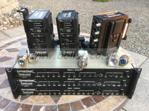 Telecast G1 HD-SDi camera fibre optic system- job lot