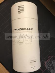 Bubblebee Windkiller size M