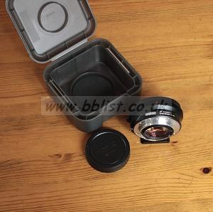 Metabones T Speed Booster Ultra 0.71   Canon EF to Sony E