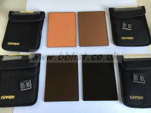 Tiffen 4x5.65 85 ND Set. Incl. 85/85N3/85N6/85N9