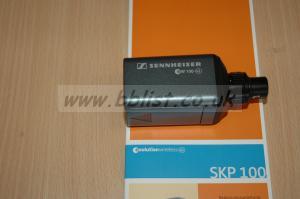 Sennheiser SKP100 G3-B-X Plug on Transmitter