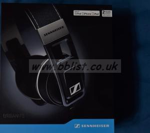 Sennheiser Urbanite Headphones. New old stock.