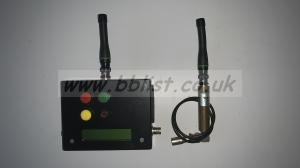 Black Box Timecode Transmitter and Receiver / Reader.