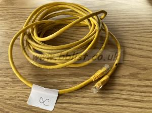 Cat 5 Ethernet Cable Approx 4.8m (poor)