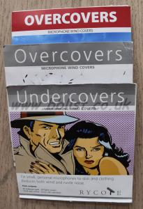 Rycote Overcovers/Undercovers