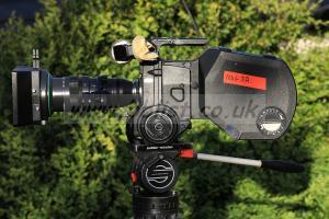 Aaton Super 16mm cameras