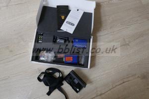 Audio Limited Envoy Ch38 Radio Mic Kit.