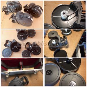 Arriflex BL3 Evolution Motion Picture Camera Magazines