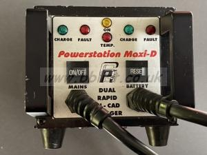 Cine Power PowerStation Maxi-D Dual Ni-Cad Charger.